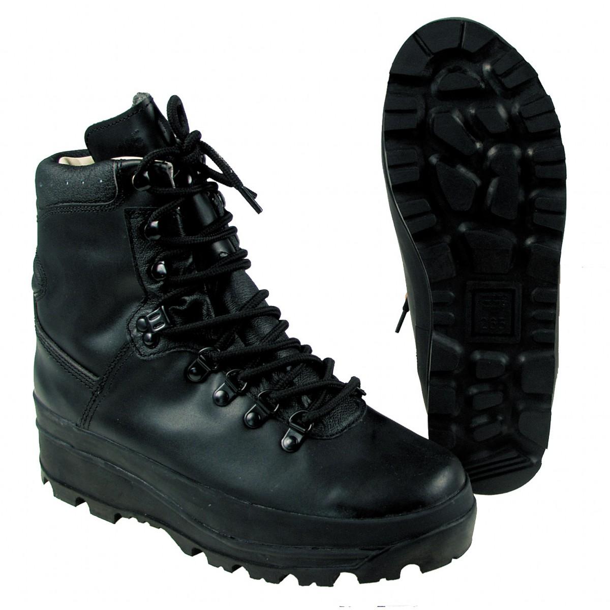 BW Mountain Boots Breathtex Lining Anfibio da Montagna e Non 0151717457b