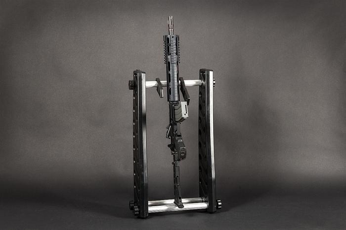 Gun rack rastrelliera 3pcs for Rastrelliera per fucili softair