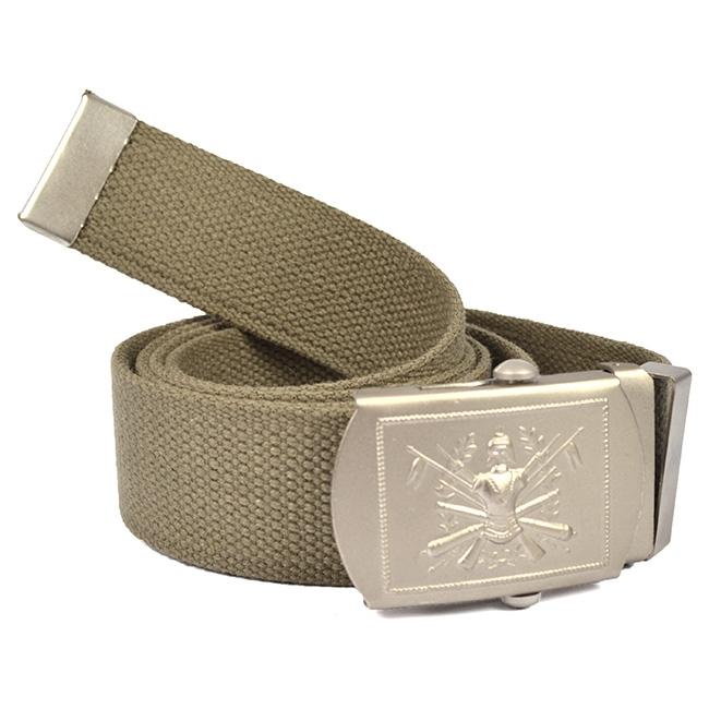 miglior sito web 4f744 017c5 Cintura Militare Italiana Clip Metallica con Logo - www ...