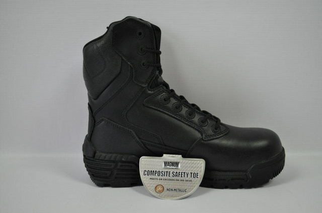 Magnum Anfibi Stealth Force 8.0 Leather CT-CP 3660d4f8d89