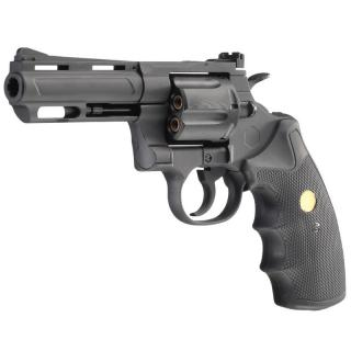 .357 Magnum Custom I Co2 4inch Revolver by King Arms