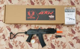 AK74N Air Tac Mod B by E&L Airsoft