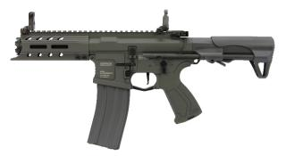 ARP 556  Battle Ship Grey ETU-Mosfet 3 Burst Full Metal Combo CQB Rifle Li-Po Ready EGC-ARP-556-ANB-NCM by G&G