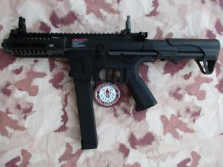 ARP 9 Carbine 3 Burst CM16 UMG Type PDW Stock EGC-ARP-9MM-BNB-NCM by G&G