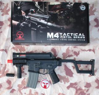 AMOEBA M4 CCR New 2019 Version Speed Trigger EFCS AM-001 by Ares