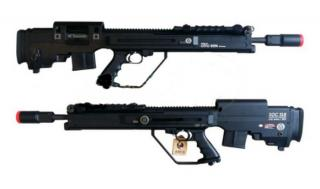 Msr Soc Srl Sniper Li-Po Ready 11,1v Full Metal AEG by Ares