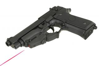 Beretta M92 Laser Sight by Big Dragon