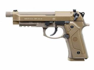 Beretta M9A3 FDE Blowback Co2 Metal Slide by Umarex