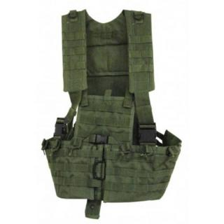 Chest Rig MOLLE OD 20-8400OD by Vodoo Tactical