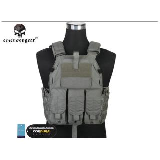 Plate Carrier 6094K Foliage Green by Emerson Gear