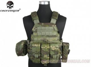 Plate Carrier LBT 6094A Type Multicam Tropic by Emerson Gear