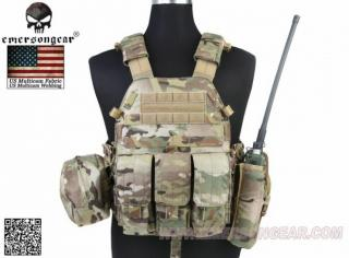 Plate Carrier LBT 6094A Type Multicam by Emerson Gear
