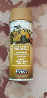 "Army Paint Industrial ""Brown Beige RAL1011"" by Fosco Industries"