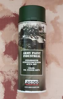 "Army Paint Industrial ""WH. Panzer Gruen"" by Fosco Industries"