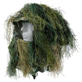 Ghillie Suit Head Cover