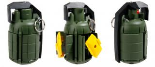 Granata Nuke Fragmention Hand Grenade 140bb Reusable