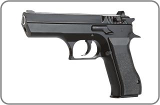 Jericho 941 Metal Slide NBB Co2 by Kwc