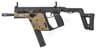 Kriss Vector Dual Tone Airsoft AEG SMG Rifle KRISS USA Licensed by Krytac