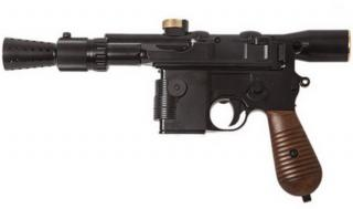 OFFERTA: Broomhandle M712 Smuggler Blaster DL-44 Star Wars Han Solo Full Metal by Armorer Works