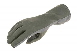 Nomex Tactical Gloves Sage Green by Armored Claw