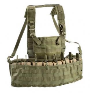 Outac OT-RC900 Molle Recon Chest Rig 1000D OD Green