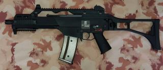 OCCASIONE: G36C GBB OPEN BOLT (G39C) by WE