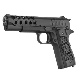 OFFERTA: Punisher Hex Cut M1911 GBB Full Metal by We