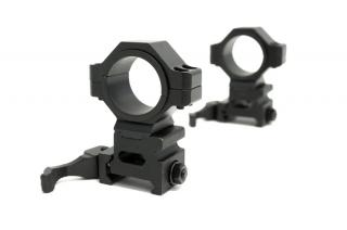 Quick Detachable Rings 25 - 30mm Kit da Due by Cybergun