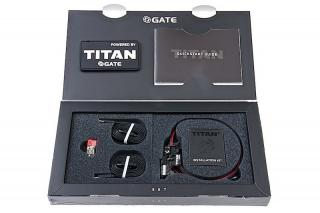 SRE TITAN V2 NGRS Advance Set Rear Wired Tokyo Marui Next Generation Series Kit by Gate Electronics