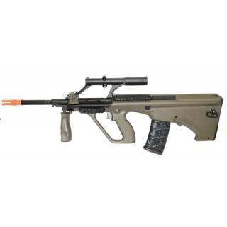 Steyr AUG A2 Military OD Olive Drab by Aps
