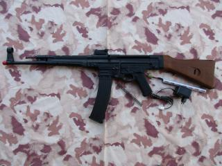 MP44 STG Sturmgewehr Full Wood & Metal