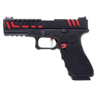 Scorpion G17 Type D-MOD Dual Power Co2 GBB Full Metal by Aps