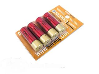Shotgun Shell 30bb 4pcs Kit Cartucce Pompa Kit 4 Pezzi by Nuprol