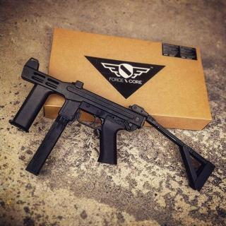 Spectre M4 FC-V2 SMG Folding Stock Li-Po Ready Submachine Gun by Force Core