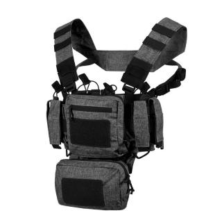 TMR Training Mini Rig Black-Grey Melange by Helikon