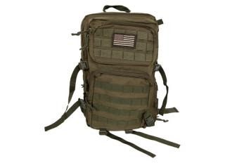 Tactical Assault Backpack 40L OD by Dragonpro