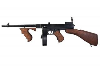"Thompson 1928 ""Chicago Typewriter"" EBBR E.F.C.S. Fire Control System Full Wood & Metal by Ares"