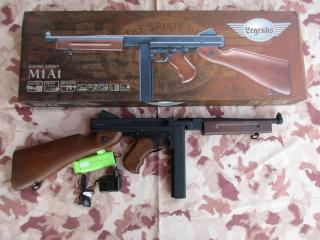 Thompson M1A1 Military Full Metal by Umarex