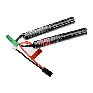 Titan Power Battery Lithium Ion 11.1V 7000mAh Can be used with Lipo Charger Stick Deans