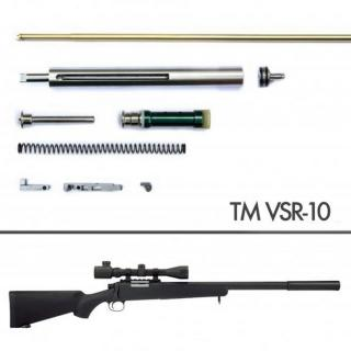 Novritsch Vsr10 G-Spec M140 - M150 - M170 - M200 Tuning Upgrade Kit by Novritsch Airsoft Upgrades