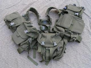 Blackhawk ORIGINALE Floating Tactical Vest OCCASIONE