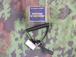 Comando Remoto per Tactical Flashlight
