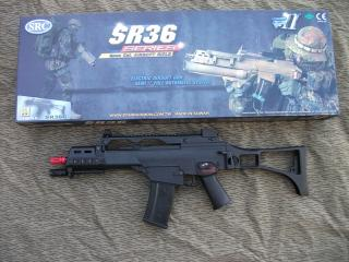G36c Type SR36 - 2° Generation by Src