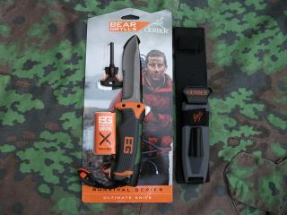 Bear Grylls Ultimate Fixed Blade by Gerber