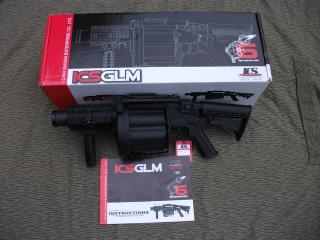 GLM 6 High Explosive Shell by Ics