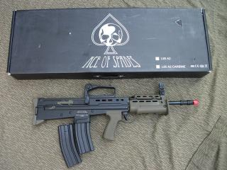 L85A2 Deluxe Carbine Aos by Ics