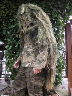 Cobra Ghillie Suit Foundation by Tactical Concealment