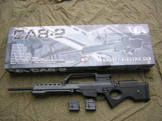 CA8-2 G36 Sniper by Classic Army