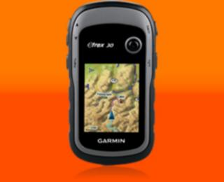 E-Trex 30 GPS by Garmin