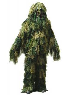 Ghillie Suit Set Woodland GSML 004 by Condor